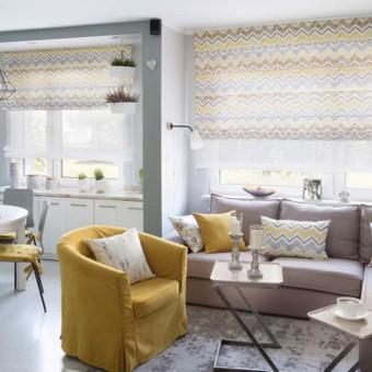Užuolaidos Jūsų namams, didelis pasirinkimas ir geros kainos / Laima / Darbų pavyzdys ID 365623