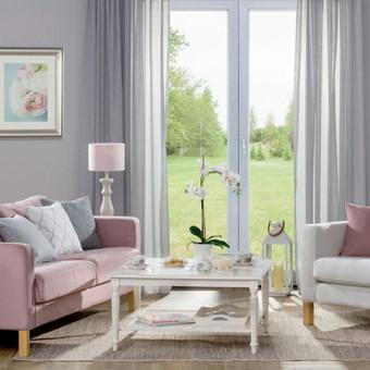 Užuolaidos Jūsų namams, didelis pasirinkimas ir geros kainos / Laima / Darbų pavyzdys ID 365631