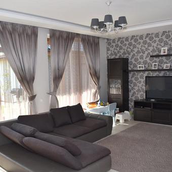 Užuolaidos Jūsų namams, didelis pasirinkimas ir geros kainos / Laima / Darbų pavyzdys ID 365641
