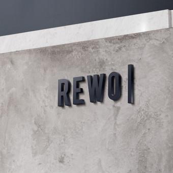 Rewo logotipas