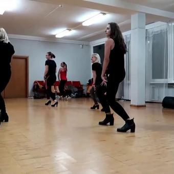 Šokiai, šokių pamokos / Jogailė Petrauskaitė / Darbų pavyzdys ID 366489