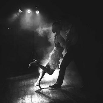 Šokiai, šokių pamokos / Jogailė Petrauskaitė / Darbų pavyzdys ID 366493