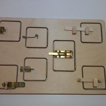 CNC frezavimas|Medžio darbai | smulkus medžio apdirbimas / Edvinas / Darbų pavyzdys ID 367431