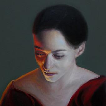 Vestuvių, krikštynų, gimtadienių portretų tapyba / Justinas Krasuckas / Darbų pavyzdys ID 367675