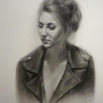 Profesionali portretų tapyba / Justinas Krasuckas / Darbų pavyzdys ID 367679