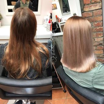 Kirpėjas, meistras, plaukų stilistas / Estetestyle Hairmakeup / Darbų pavyzdys ID 368739
