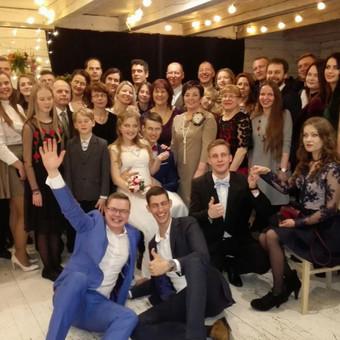 Renginių Vedėjas, Organizatorius - Visoje Lietuvoje!!! LT-EN / Rokas Kaupelis / Darbų pavyzdys ID 369365