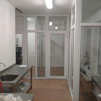 Langai,durys,montavimas, apdaila / AM Master / Darbų pavyzdys ID 369515