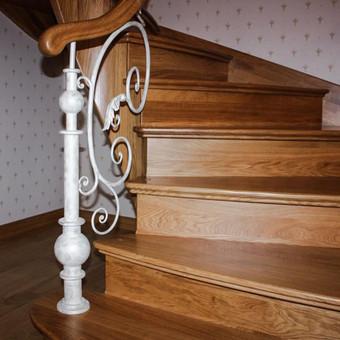 Laiptų gamyba ir projektavimas / UAB Wood Step / Darbų pavyzdys ID 369595