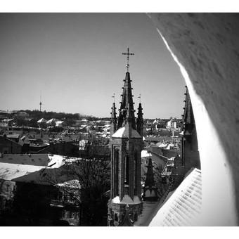 Ekskursija po Bernardinų bažnyčią ir vienuolyną.