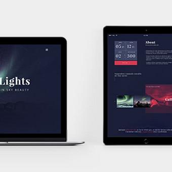 Web ir Grafikos Dizainas / WordPress Svetainės / Artūras Aranin / Totus Studio / Darbų pavyzdys ID 369953