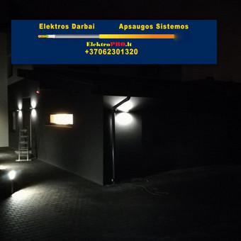 Varžų matavimai, elektros darbai,apsaugos sistemos / Vilmantas Kutka / Darbų pavyzdys ID 371733