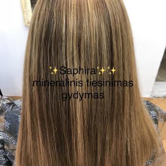 Kirpėjas, meistras, plaukų stilistas / Nijole Klimaviciene / Darbų pavyzdys ID 371907