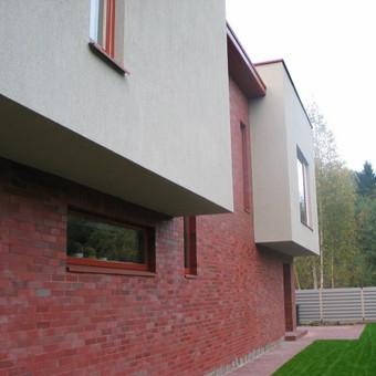 Architektūriniai projektai / Vytautas Marcinkevičius / Darbų pavyzdys ID 371947