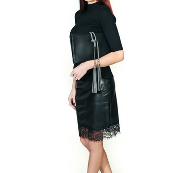 Rūbų fotografavimas internetinei parduotuvei.