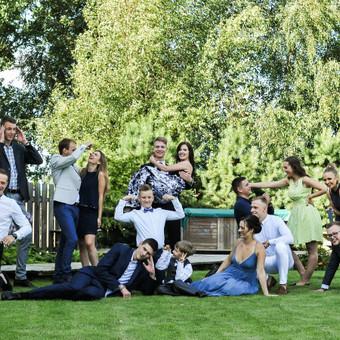 Jaunųjų belaukiant, nauja pramoga svečiams, fotosesija.