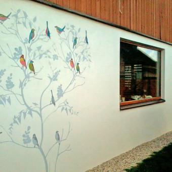 Sienų dekoravimas / Aušra Bugvilionė / Darbų pavyzdys ID 372467
