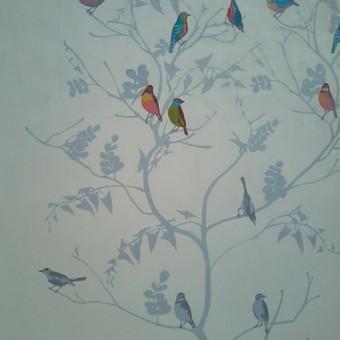 Sienų dekoravimas / Aušra Bugvilionė / Darbų pavyzdys ID 372469