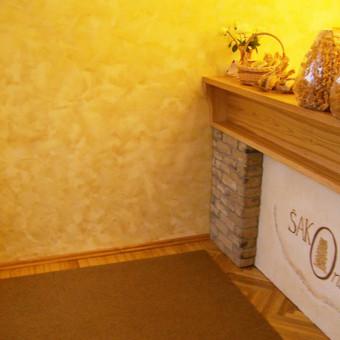 Sienų dekoravimas / Aušra Bugvilionė / Darbų pavyzdys ID 372503