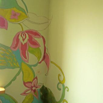 Sienų dekoravimas / Aušra Bugvilionė / Darbų pavyzdys ID 372511
