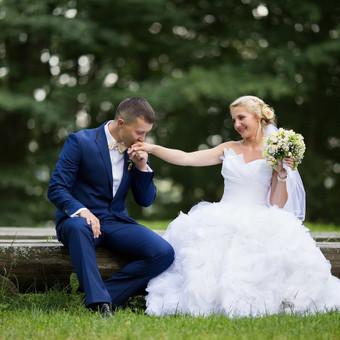 Vestuvių fotografas Mindaugas Macaitis / Mindaugas Macaitis / Darbų pavyzdys ID 373089