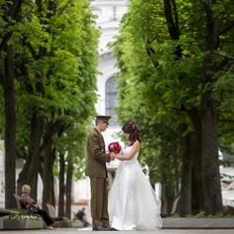 Vestuvių fotografas Mindaugas Macaitis / Mindaugas Macaitis / Darbų pavyzdys ID 373107