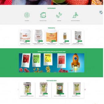 Web Bee Agency / uab bonasolutions / Darbų pavyzdys ID 373345