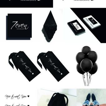 Dizainas, prekės ženklas, identitetas. / Simona Januševičienė / Darbų pavyzdys ID 373423