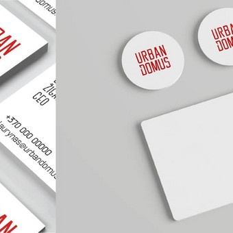Dizainas, prekės ženklas, identitetas. / Simona Januševičienė / Darbų pavyzdys ID 373435