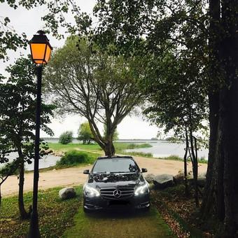 Mercedes limuzinų, mikroautobusų Nuoma vestuvėms, kelionėms. / NUOMAJUMS.LT / Darbų pavyzdys ID 374119