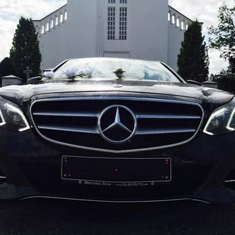 Mercedes limuzinų, mikroautobusų Nuoma vestuvėms, kelionėms. / NUOMAJUMS.LT / Darbų pavyzdys ID 374123