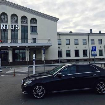 Mercedes limuzinų, mikroautobusų Nuoma vestuvėms, kelionėms. / NUOMAJUMS.LT / Darbų pavyzdys ID 374127