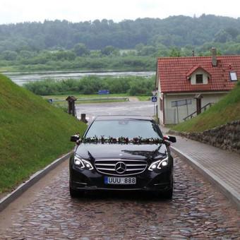 Mercedes limuzinų, mikroautobusų Nuoma vestuvėms, kelionėms. / NUOMAJUMS.LT / Darbų pavyzdys ID 374129