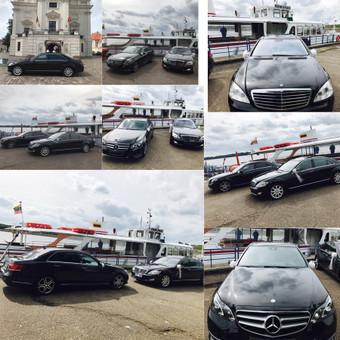 Mercedes limuzinų, mikroautobusų Nuoma vestuvėms, kelionėms. / NUOMAJUMS.LT / Darbų pavyzdys ID 374133