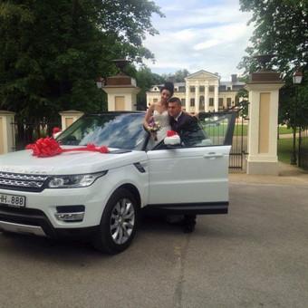 Mercedes limuzinų, mikroautobusų Nuoma vestuvėms, kelionėms. / NUOMAJUMS.LT / Darbų pavyzdys ID 374141