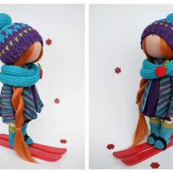 Rankų darbo lėlės / MiniMe - Interior Dolls / Darbų pavyzdys ID 374665