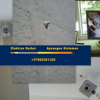 Varžų matavimai, elektros darbai,apsaugos sistemos / Vilmantas Kutka / Darbų pavyzdys ID 374975