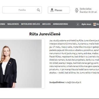 Profesionalus tekstų kūrimas bei redagavimas (LT,EN) / Ieva Salatkaitė / Darbų pavyzdys ID 375289
