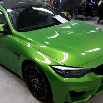 Automobilių poliravimas / Kęstutis Gedgaudas / Darbų pavyzdys ID 375491