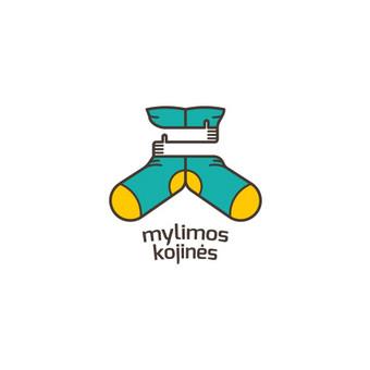 Mylimos kojinės - kojinių el. parduotuvė.       Logotipų kūrimas - www.glogo.eu - logo creation.