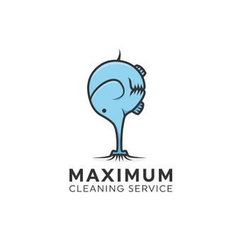Maximum - cleaning services, valymo paslaugos       Logotipų kūrimas - www.glogo.eu - logo creation.