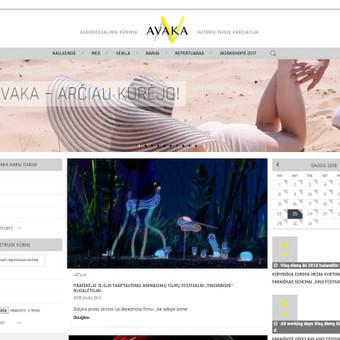 Interneto svetainių kūrimas, priežiūra ir palaikymas / Mindaugas Daraškevičius / Darbų pavyzdys ID 375839
