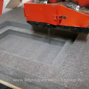 2D, 3D ir 4D frezavimas, 3D skenavimas / 3D Group EU, 3D Wood / Darbų pavyzdys ID 375929