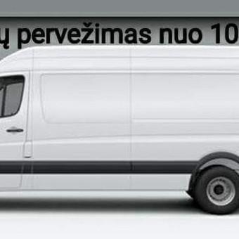 Krovinių  vežimas, krovinių pervežimas, perkraustymai Kaune / Ka transport / Darbų pavyzdys ID 375967
