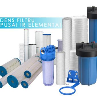 Visos vandens valymo,filtravimo,remonto paslaugos / AKVASISTEMA / Darbų pavyzdys ID 375985