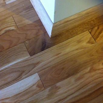 Darbai su medinėmis grindimis: klojimas, šlifavimas... / Rolandas / Darbų pavyzdys ID 376007