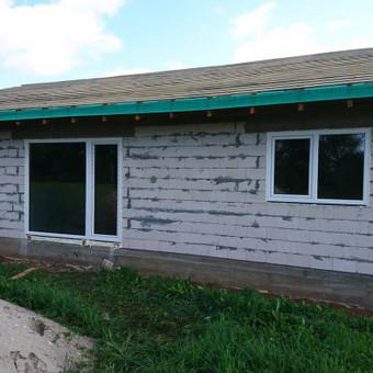 """Plastiko, Aliuminio, Medžio profilio langai,durys,pertvaros / UAB """"JUSTIGNA"""" / Darbų pavyzdys ID 376485"""