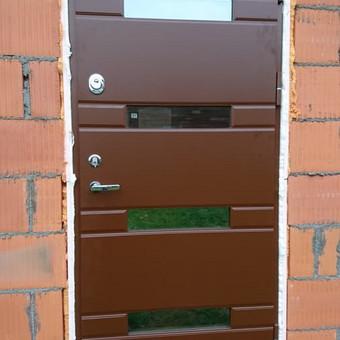 """Plastiko, Aliuminio, Medžio profilio langai,durys,pertvaros / UAB """"JUSTIGNA"""" / Darbų pavyzdys ID 376505"""