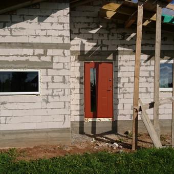 """Plastiko, Aliuminio, Medžio profilio langai,durys,pertvaros / UAB """"JUSTIGNA"""" / Darbų pavyzdys ID 376507"""
