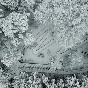 Filmavimas Profesionaliu dronu 4K raiška / Šarūnas Širvinskas / Darbų pavyzdys ID 376635